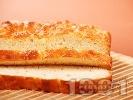 Рецепта Прясна питка със сода и сирене